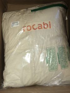 Rocabi Weighted Blanket  Designed to Reduce Anxiety & Induce a Sense of Calm and Relaxation.